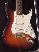 Fender Stratocaster American Standard RH Baulkham Hills The Hills District Preview