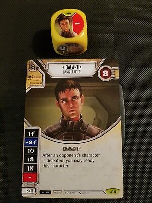 Star Wars Destiny #19 Bala-Tik - Awakening