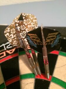 Chizzy 22g Darts (Pixel and Gold) James wade 20g Kitchener / Waterloo Kitchener Area image 8