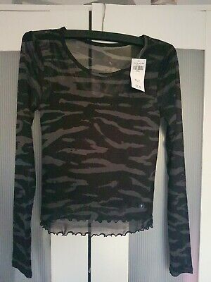 Abercrombie and fitch Ladies Top New