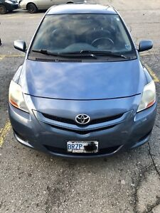 2007 TOYOTA YARIS, Mint condition For Sale. Price to sell.