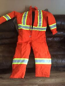 Size 2xl WORK KING cover alls