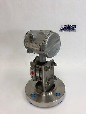 Bailey Level Transmitter Ptsdld1a1a2210c W 3 150 Flange