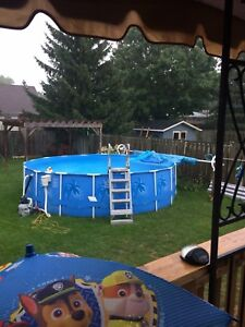 Summer escape 18x52 above ground pool