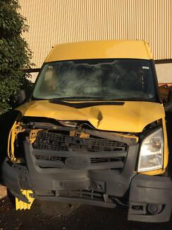 WRECKING 2007 FORD TRANSIT VAN