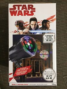 Star Wars Lightshow Projection Light Brand New