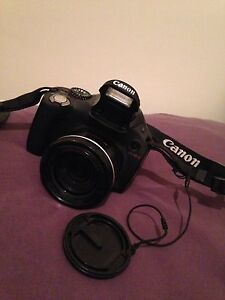 Canon PowerShot SX30 Advanced Digital Camera & Carrying Case