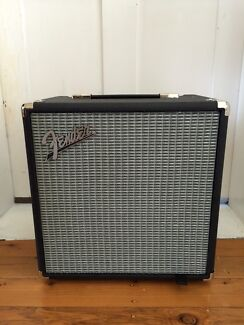 NEW BASS AMP - Fender Rumble 25 Avalon Pittwater Area Preview