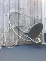 Looking for someone to install a satellite dish