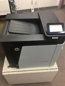 HP Color Laserjet Enterprise M651dn