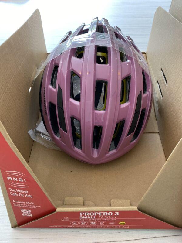 Specialized Propero 3 Angi Cycling Helmet Size Small
