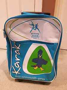 Kids small back pack Melbourne 2006 commonwealth games Roxburgh Park Hume Area Preview