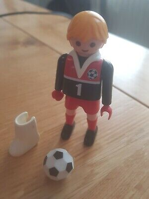 Playmobil Football Player With Cast