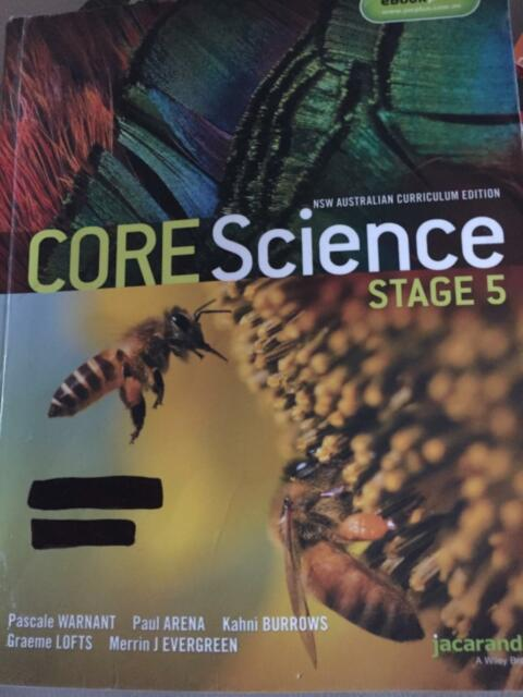 Core Science Stage 5 Ebook