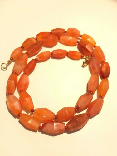 A beautiful 300 years old Carnelian beads originating from Cambodia