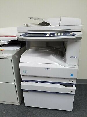 Sharp Ar-m277 Commercial Printer Copier Scanner Fax Machine