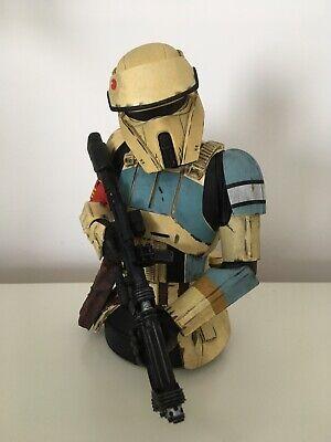 Gentle Giant Shoretrooper Scarif Trooper Star Wars Mini Bust Rogue One
