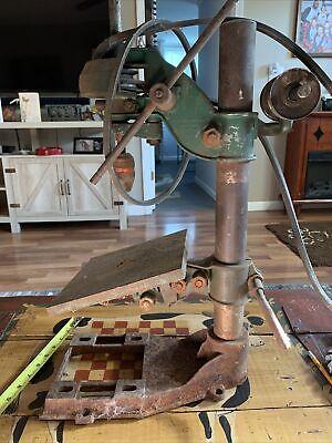 Walker Turner Bench Top Drill Press Model Dp101 Free Local Pick Up