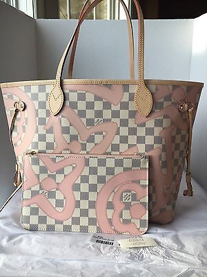 Bag Auth New Louis Vuitton Neverfull