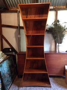 Recycled Kauri Bookcase Dee Why Manly Area Preview