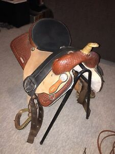 Griffith Saddle and Accessories