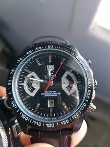 Carrera calibre 17 chronograph Westmead Parramatta Area Preview