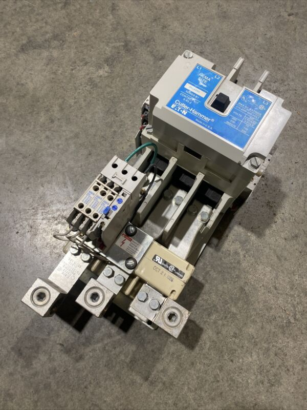 EATON CUTLER HAMMER AN16SN0 110/120V Size 5 Freedom Series Starter AN16SNO