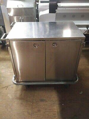 Blickman Health Industries Stainless Steel Cart 36 X 24 X 36