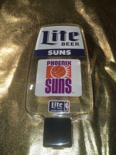 Phoenix Suns 1976 NBA Miller Lite Vintage Arena Beer Bar Tap Handle