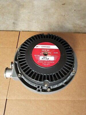 Edwards Esdp 30 A Scroll Vacuum Pump Anest Iwata