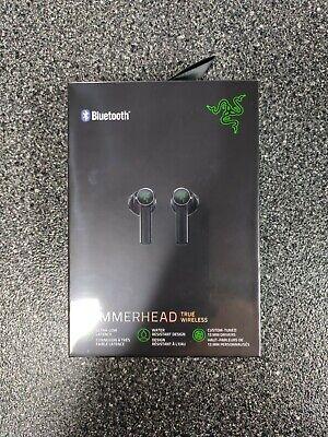 Razer Hammerhead True Wireless Headphones - Black