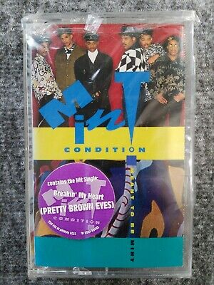 Mint Condition Meant To Be Mint Cassette w/Sticker -Sealed-](Meant To Be Mint)