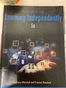 Learning Independently 5th edition Leeming Melville Area Preview