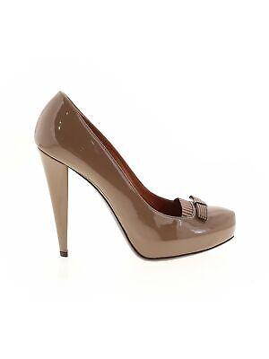 Fendi Women Brown Heels EUR 40