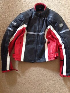 RJAYS ladies leather bike jacket Hillbank Playford Area Preview