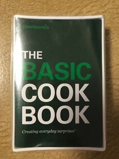 Thermomix unregistered basic cookbook chip