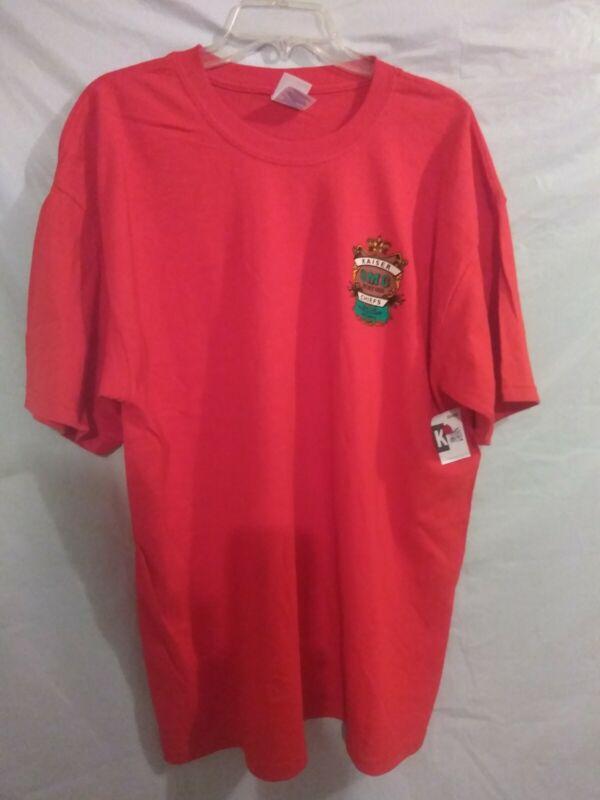 Kaiser Omg Chiefs, New, 100 percent Cotton. Golden active wear, Sz XL