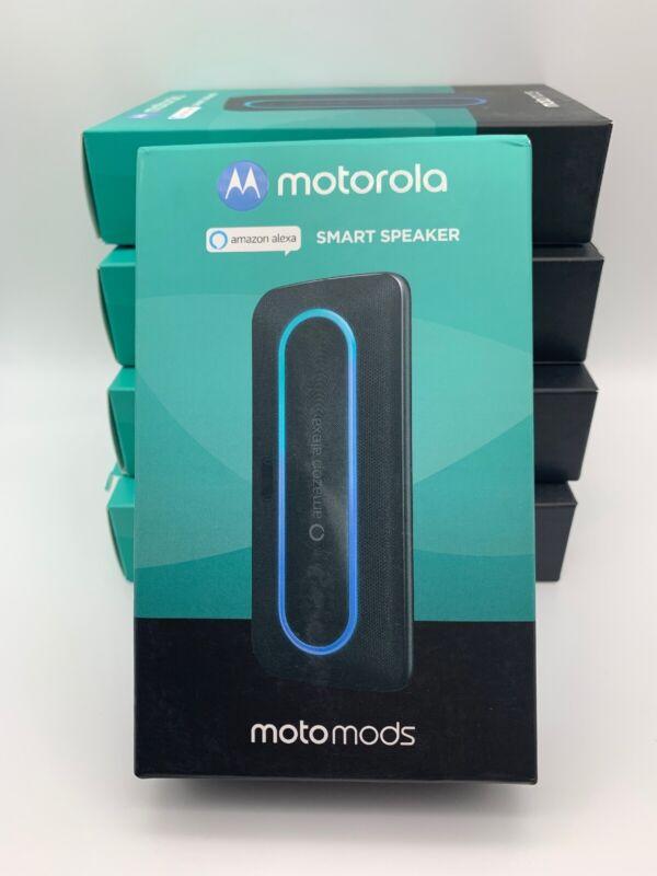 Motorola Moto Mod Smart Speaker With Amazon Alexa For Moto Z Phones *New Sealed*