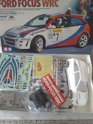 Tamiya Ford Fokus WRC 1/24