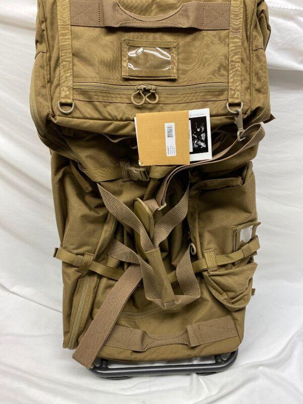 Blackhawk Go Box Rolling Load Out Bag With Kelty Frame 22GB08CT Eagle Trec Bag