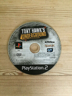 Tony Hawk's Underground for PS2 *Disc Only*