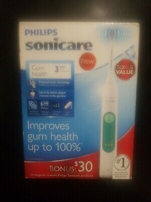 Philips Sonicare 3 Series Gum Health Electric Rechargeable Free USA Shipping New