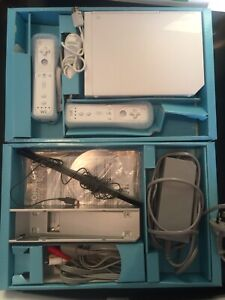 Wii set Thornlie Gosnells Area Preview