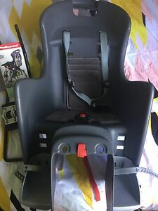 Polisport Boodie bike baby seat Fairfield Brisbane South West Preview