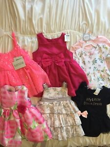 Baby girl 12-18 month dresses