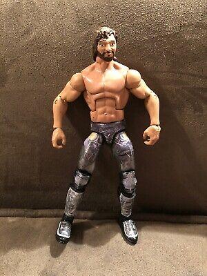 CUSTOM MATTEL KENNY OMEGA AEW NJPW FIGURE ELITE NJPW BULLET CLUB WWE