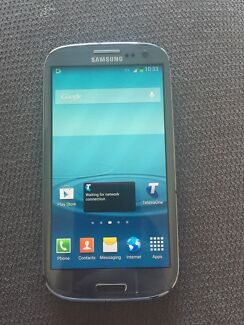 Samsung Galaxy s3 4g unlocked  Highfields Lake Macquarie Area Preview