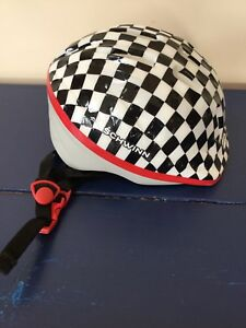 Small bike helmet