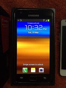 2 Samsung Galaxy S2 Phones! Morisset Lake Macquarie Area Preview