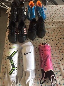 Kids Soccer Cleats - Size 12, 13, and 1